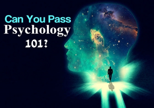 Can You Pass This Psychology 101 Test?