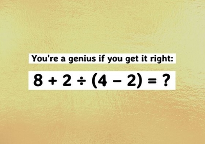 General Knowledge Quiz. Only People with an IQ Score of 154-165 Passed It