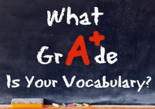 What Grade Is Your Vocabulary?