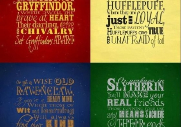 What Harry Potter House Are You In?