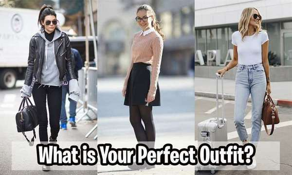Quiz - What is Your Perfect Outfit?